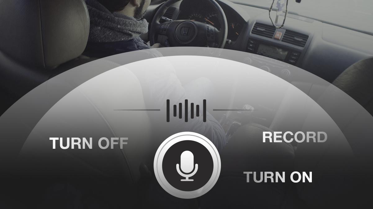 70mai Smart Dash Cam 1S hlasové ovládáni